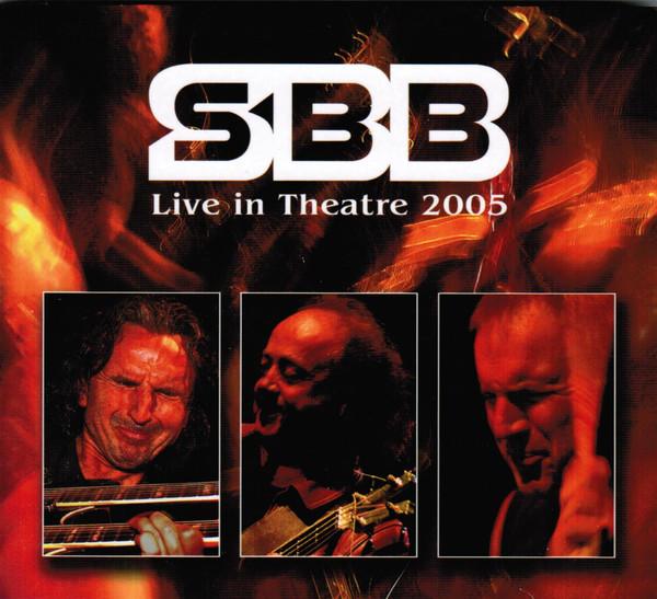 Live in Theatre 2005 Cover art