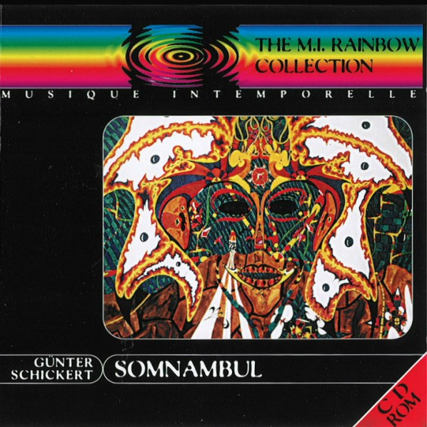 Somnambul Cover art