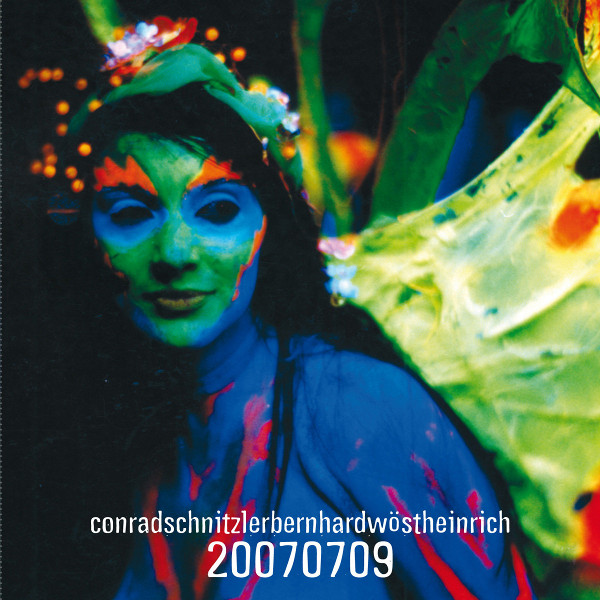 Conrad Schnitzler / Bernhard Wöstheinrich — 20070709