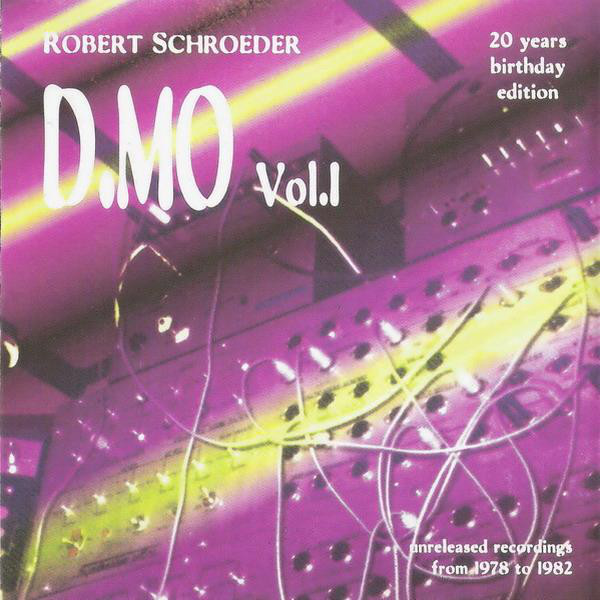 Robert Schroeder — D.MO Vol.1