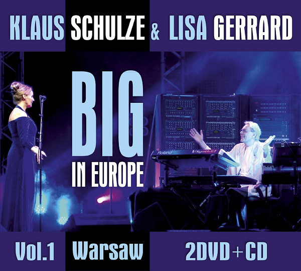 Klaus Schulze & Lisa Gerrard — Big in Europe Vol. 1 - Warsaw