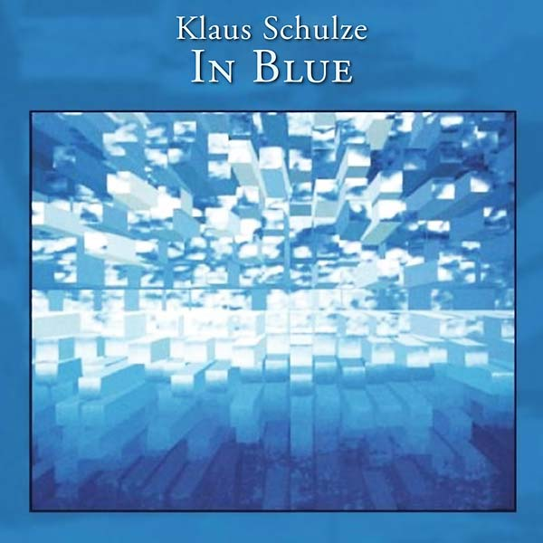 In Blue Cover art