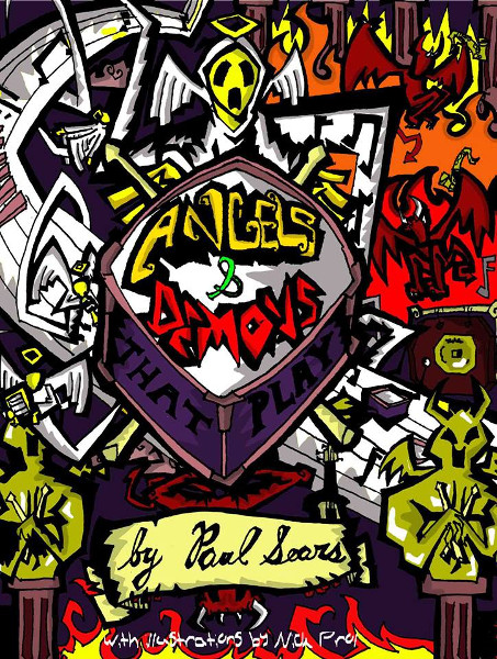 Angels & Demons That Play Cover art