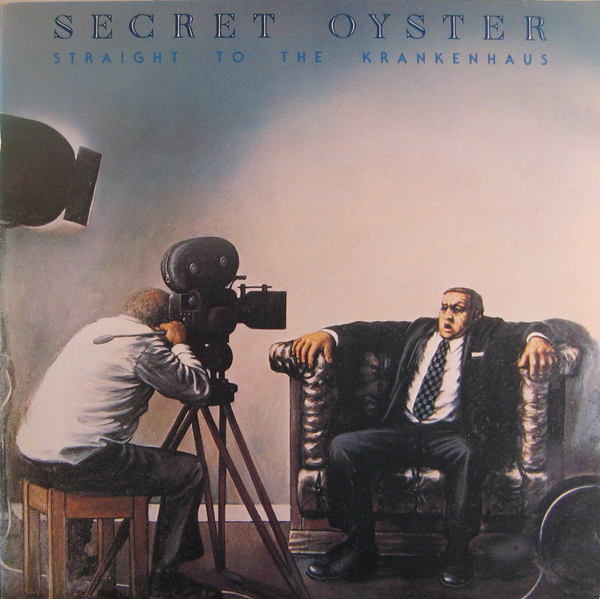 Secret Oyster — Straight to the Krankenhaus