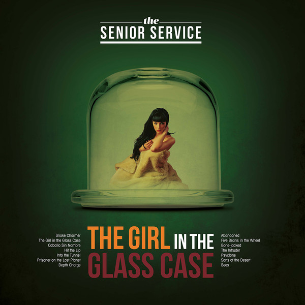 The Senior Service — The Girl in the Glass Case