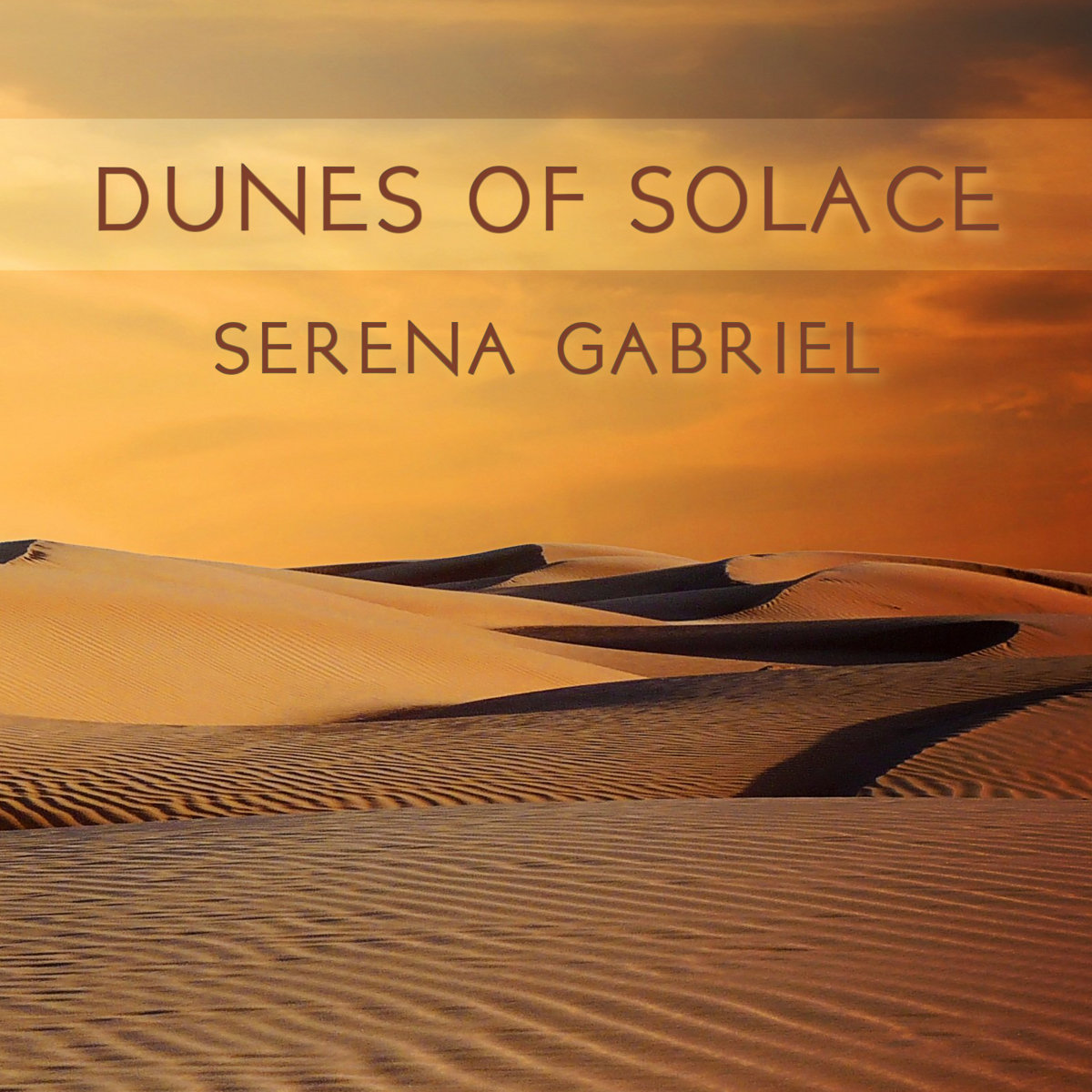 Serena Gabriel — Dunes of Solace