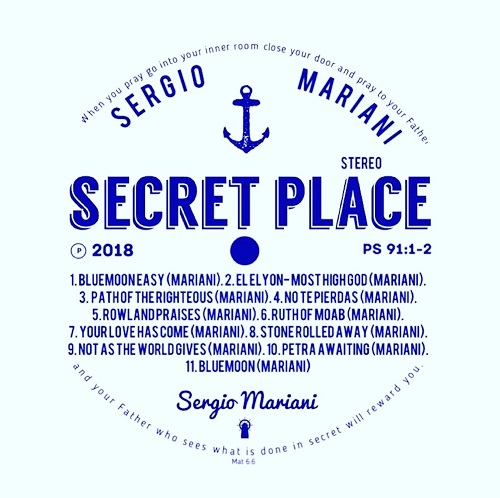 Sergio Mariani — Secret Place