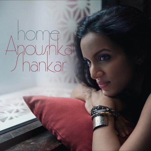 Ansoushka Shankar — Home