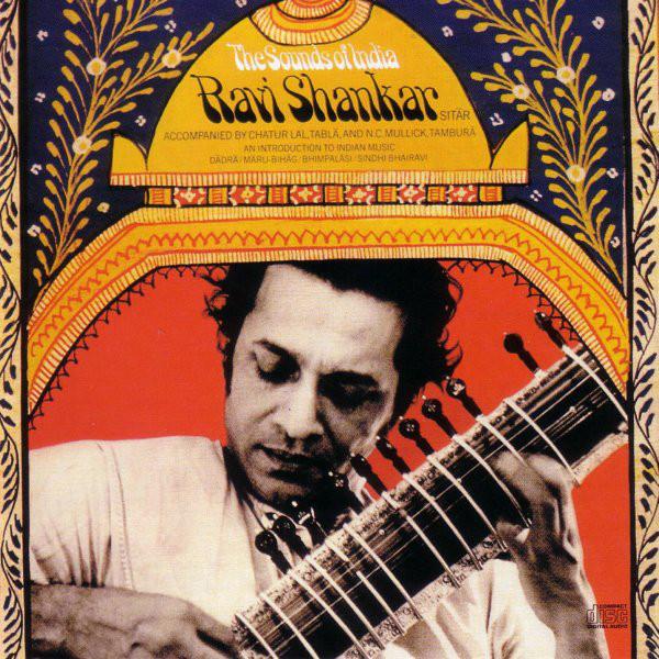 Ravi Shankar — The Sounds of India