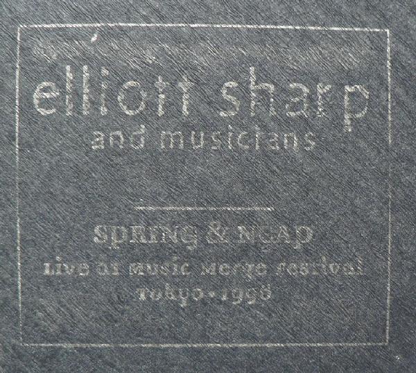 Elliott Sharp — Spring & Neap