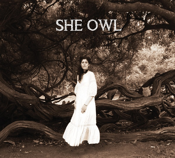She Owl Cover art