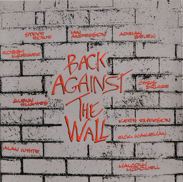Various Artists — Back against the Wall