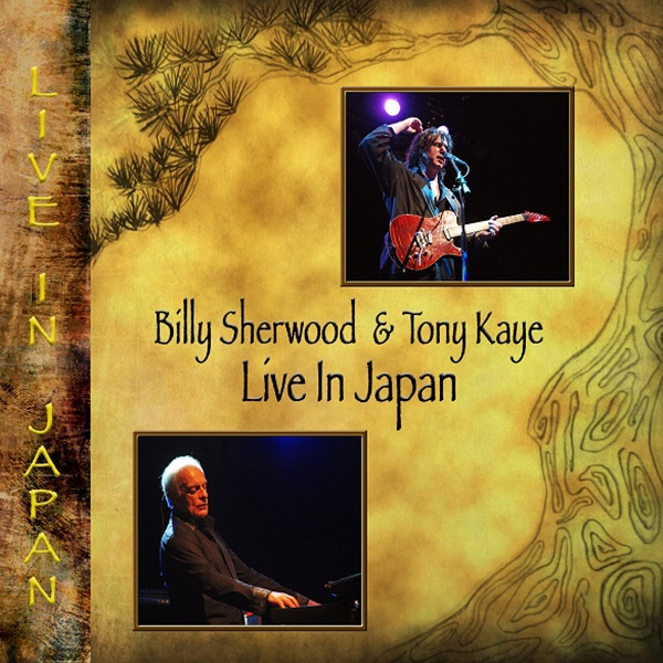 Billy Sherwood & Tony Kaye — Live in Japan