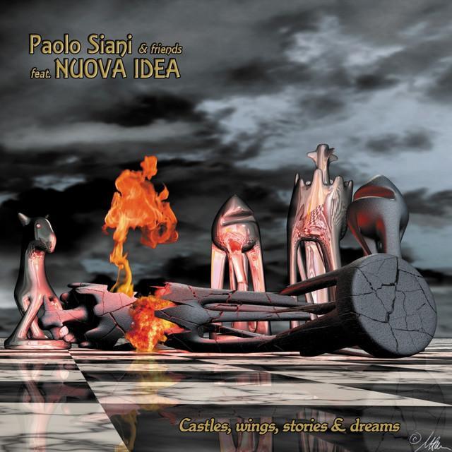 Paolo Siani & Friends — Castles, Wings, Stories & Dreams