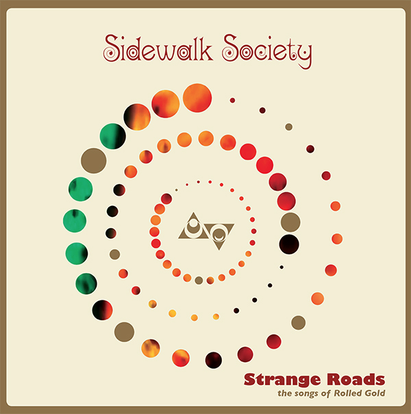Sidewalk Society — Strange Roads