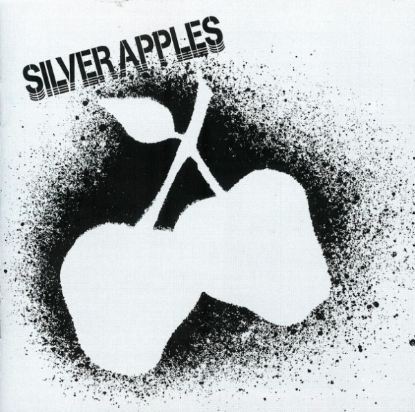 Silver Apples / Contact Cover art