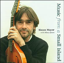 Simon Mayor — Music From A Small Island