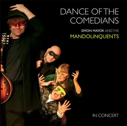 Dance of the Comedians Cover art