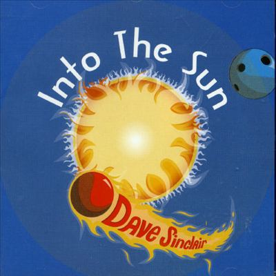 Into the Sun Cover art