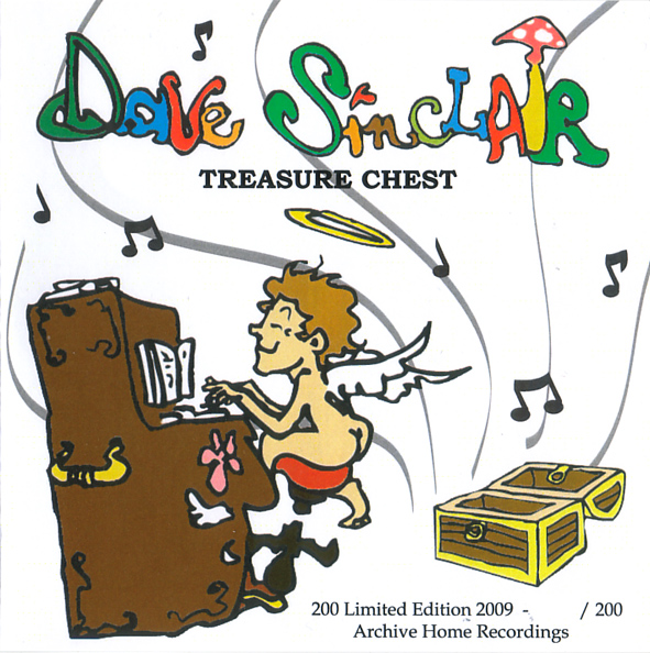 Dave Sinclair — Treasure Chest
