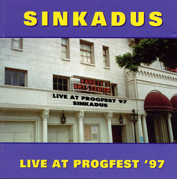 Sinkadus — Live at Progfest '97