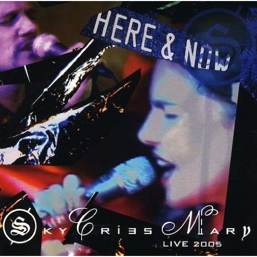 Here and Now - Live 2005 Cover art