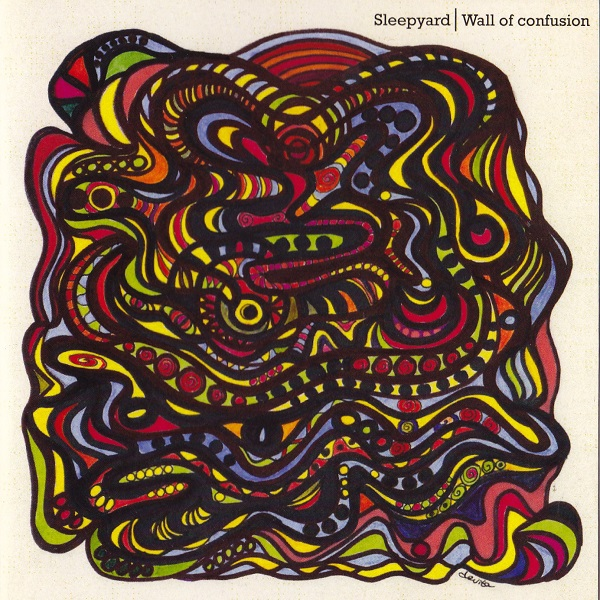 Sleepyard — Wall of Confusion