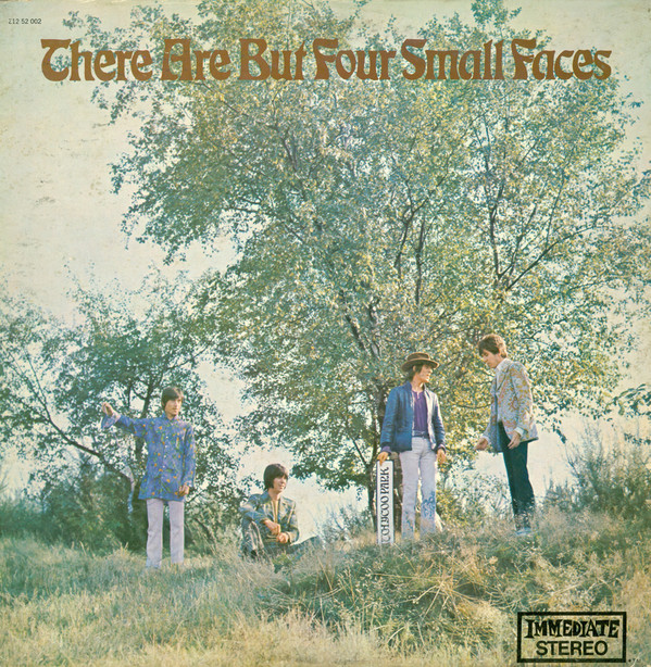 Small Faces — There Are But Four Small Faces