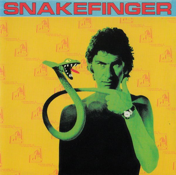 Snakefinger — Chewing Hides the Sound
