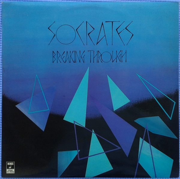 Socrates Drank the Conium — Breaking Through