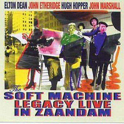 Soft Machine Legacy — Live in Zaandaam