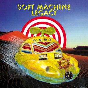 Soft Machine Legacy Cover art