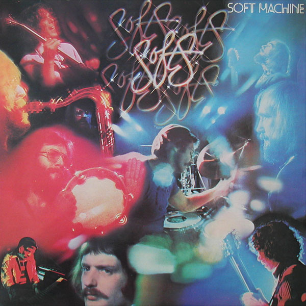Soft Machine — Softs