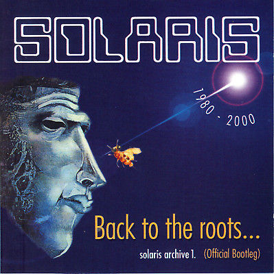 Back to the Roots - Solaris Archive 1 Cover art