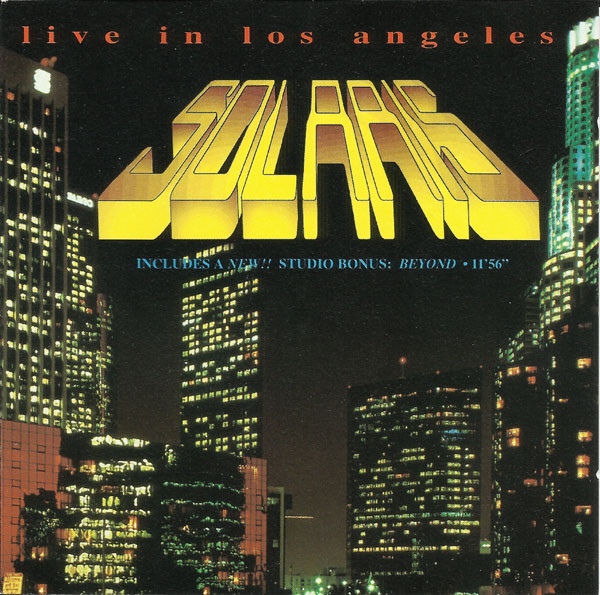 Live in Los Angeles Cover art