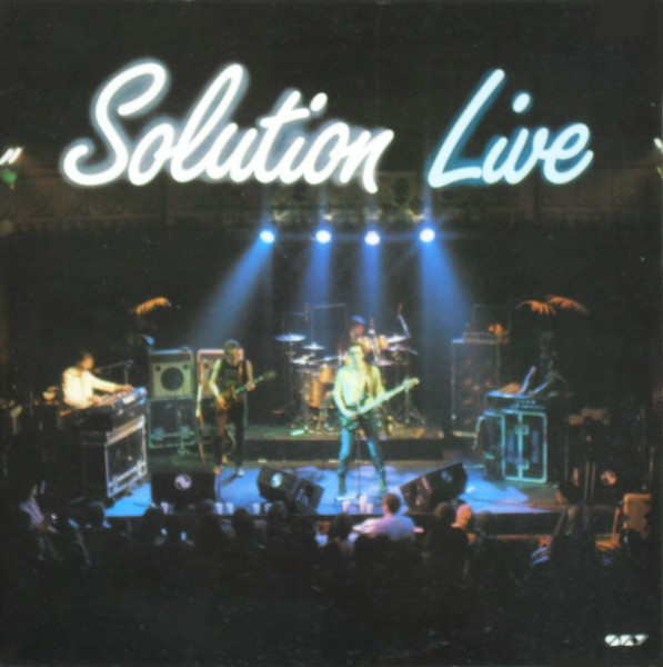 Solution — Live