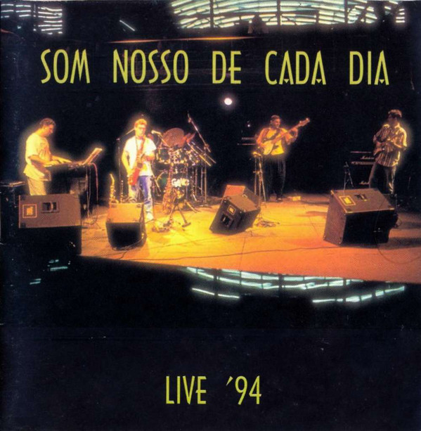 Live '94 Cover art