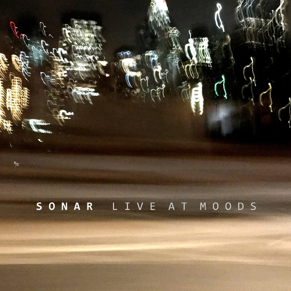 Live at Moods Cover art