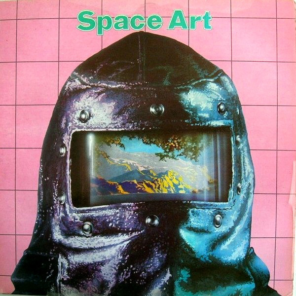 Space Art — Trip in The Center Head