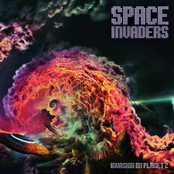 Space Invaders — Invasion on Planet Z