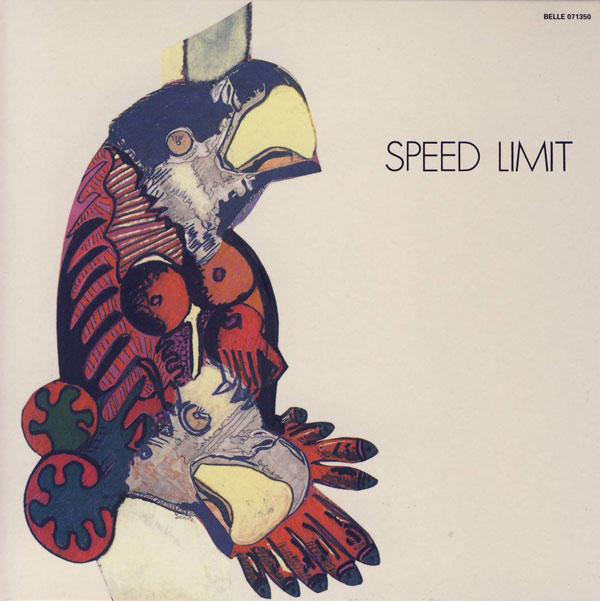 Speed Limit — Speed Limit