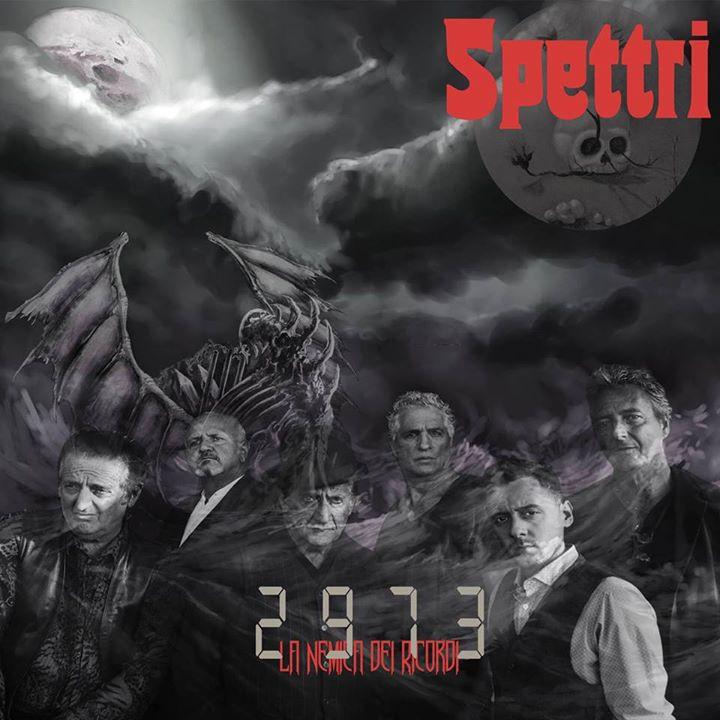 Spettri — 2973: La Nemica dei Ricordi
