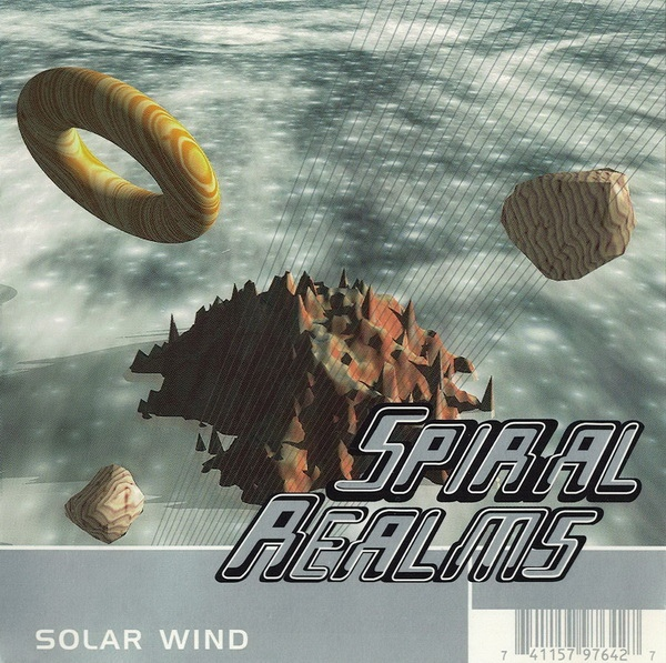 Solar Wind Cover art