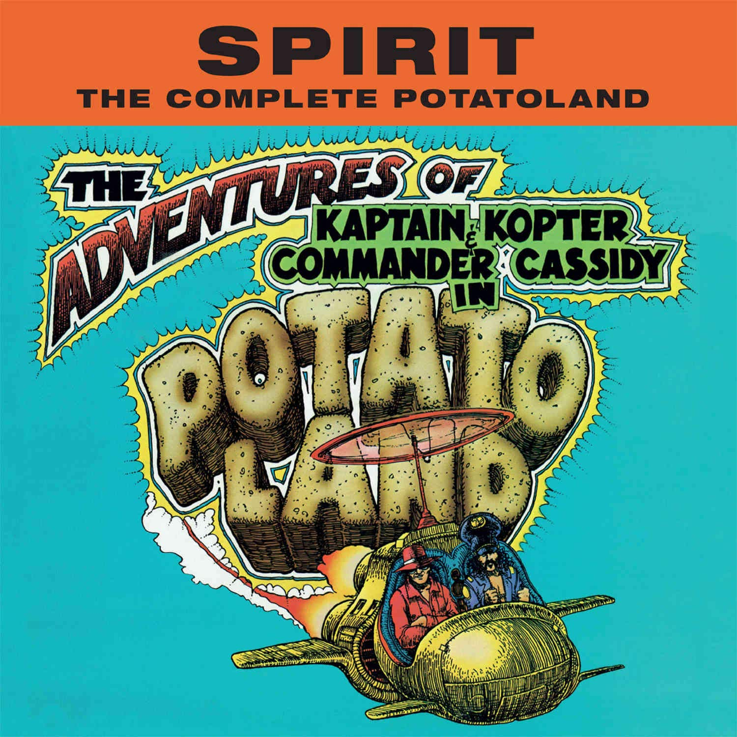 Spirit — The Complete Potatoland
