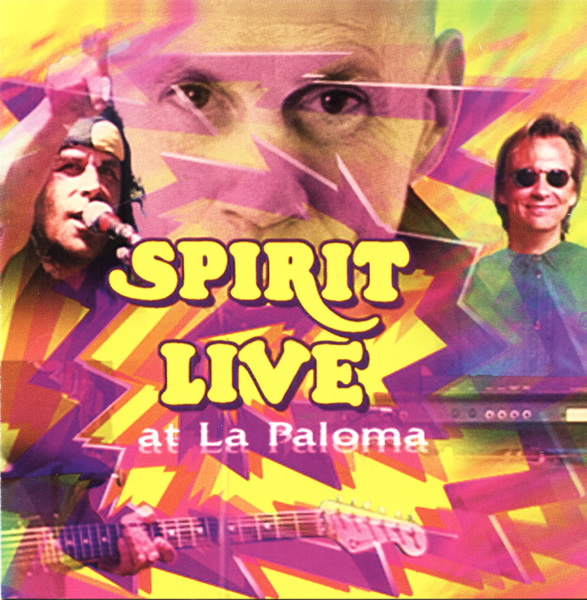 Spirit — Live at La Paloma