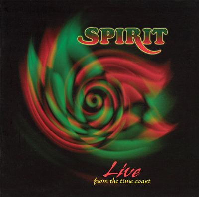 Spirit — Live from the Time Coast