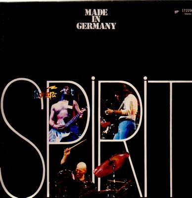 Spirit — Made in Germany