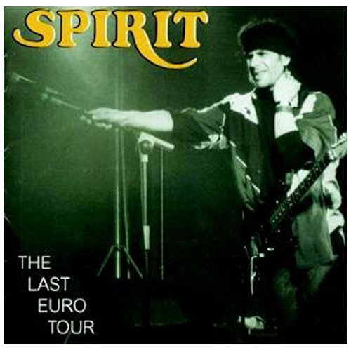 Spirit — The Last Euro Tour