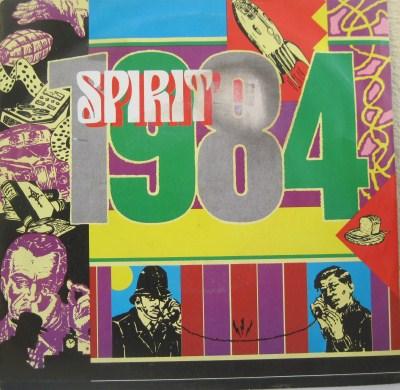 1984 Cover art