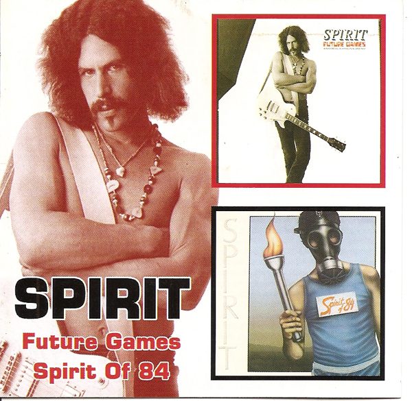 Spirit — Future Games / Spirit of 84